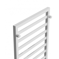 biały mat Grzejnik łazienkowy Modern 980x530