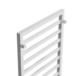 biały mat Grzejnik łazienkowy Modern 1240x530