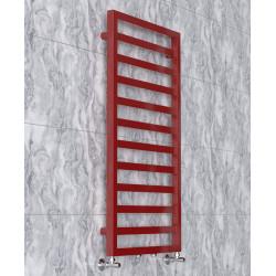 Czerwony Grzejnik łazienkowy Modern 720-530