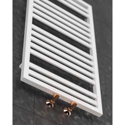 Grzejnik łazienkowy PRO 680x530 Biały