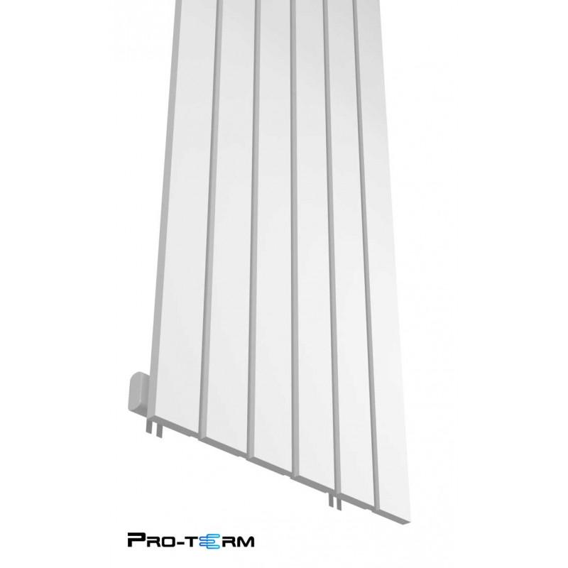 Grzejnik łazienkowy 140x45 Bello - Biały