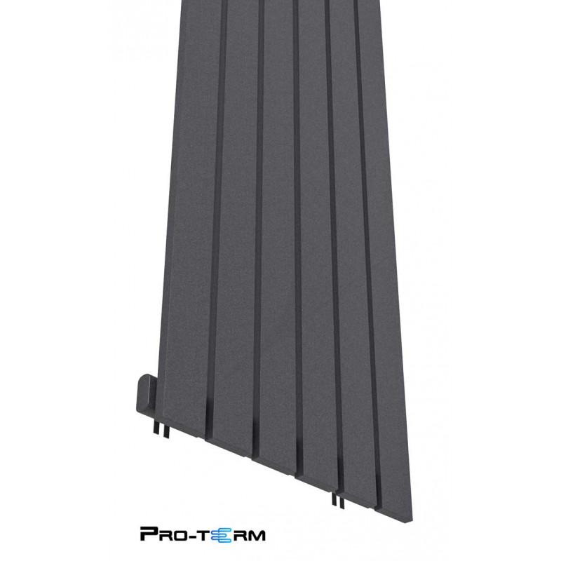 Grzejnik łazienkowy 180x45 -Antracyt BELLO
