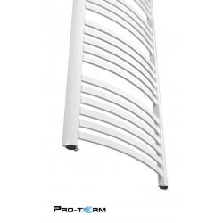 Grzejnik łazienkowy 1350x570 Classic - Biały