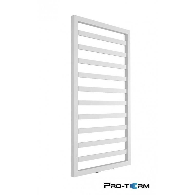 Grzejnik łazienkowy Modern 1240x530 - biały mat