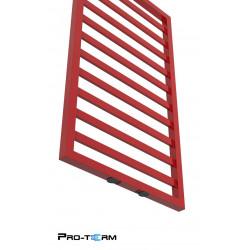 Czerwony Grzejnik łazienkowy Modern 530