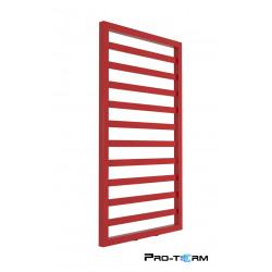 Grzejnik łazienkowy Modern 1240x530 Czerwony