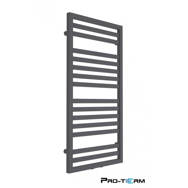 Grzejnik łazienkowy PRO 530x1280 Popiel