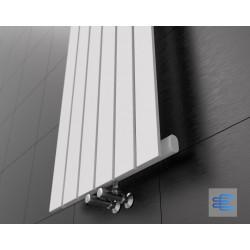 Biały Grzejnik łazienkowy Bello 160x45