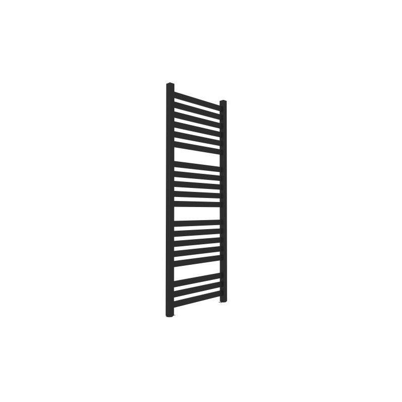 Grzejnik łazienkowy Royal 1350x530  - Czarny mat